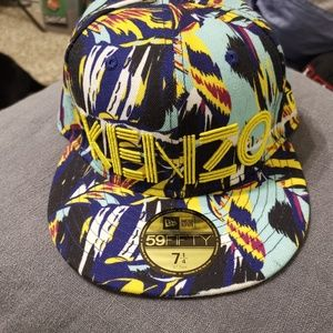 Kenzo x New Era 59FIFTY Cap Collection